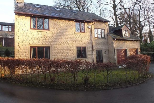 Thumbnail Property for sale in Foxhill Park, Stalybridge