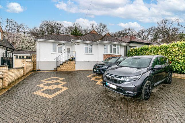 Thumbnail Detached bungalow for sale in Glenhurst Rise, London