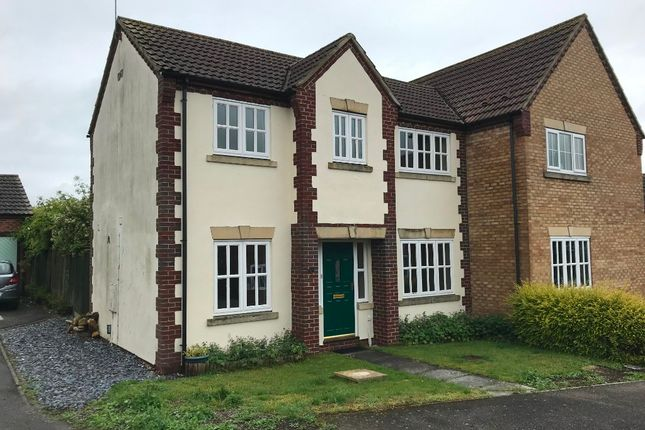 Thumbnail Semi-detached house to rent in Hall Close, Ropsley