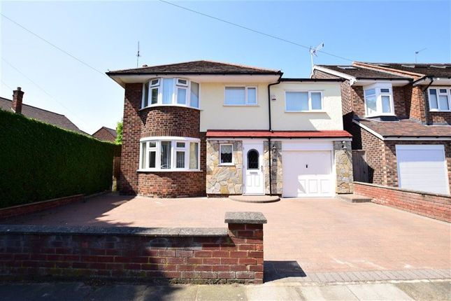 Thumbnail Detached house for sale in Redcar Road, Wallasey, Merseyside