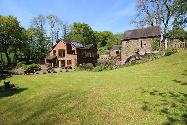 Thumbnail Detached house for sale in Mill Lane, Lower Moddershall, Staffordshire