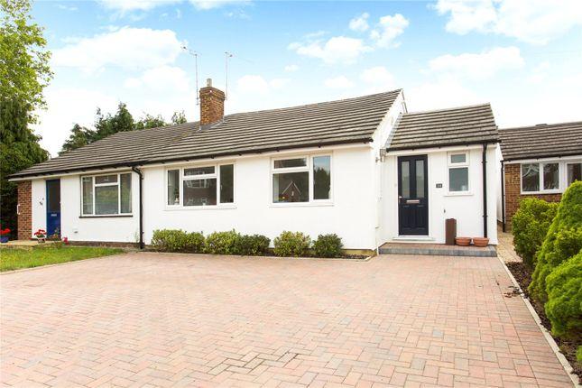 Thumbnail Semi-detached bungalow for sale in Sandringham Road, Maidenhead, Berkshire