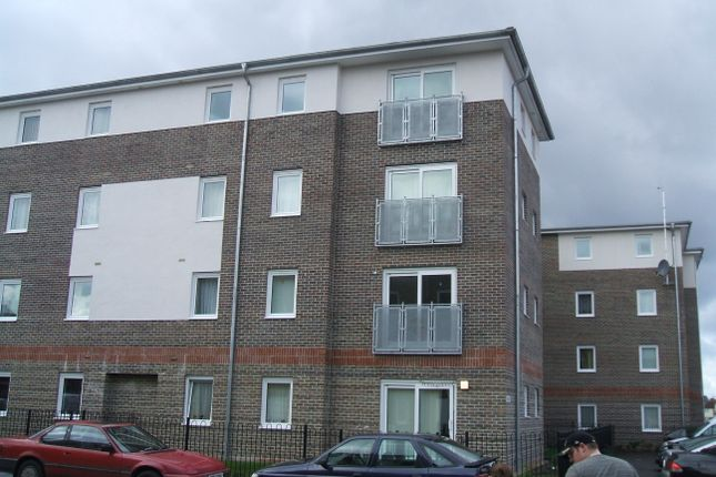 Thumbnail Flat to rent in 185 Cranbury Road, Eastleigh