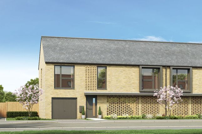 """2 bed property for sale in """"The Brantwood T1"""" at Hawkfield Road, Hartcliffe, Bristol BS13"""