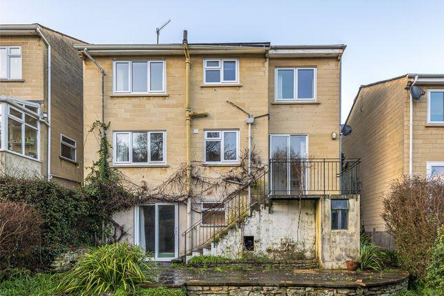 Rear Elevation of Fairfield Avenue, Bath, Somerset BA1