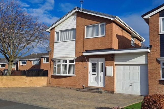 3 bed detached house for sale in Balmoral Close, Bedlington NE22