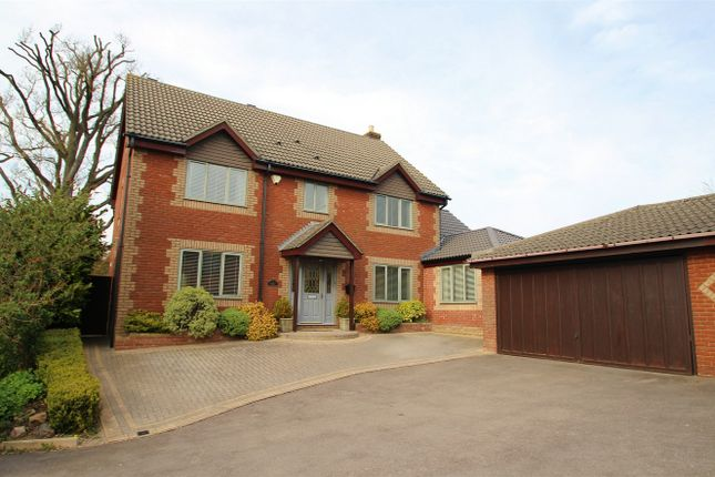 Thumbnail Detached house for sale in Barnhill Close, North Yate, South Gloucestershire