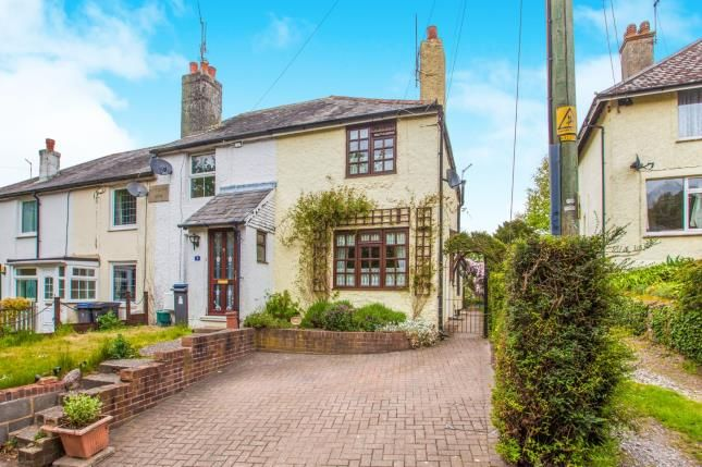 Thumbnail End terrace house for sale in Church Hill, Shepherdswell, Dover, England