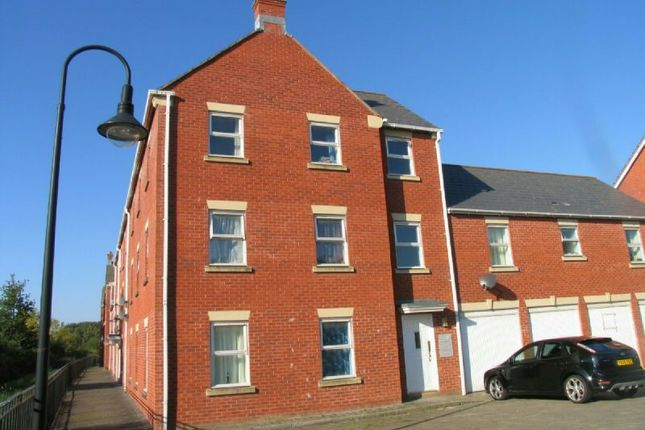 Thumbnail Flat to rent in Stroud Way, Weston-Super-Mare