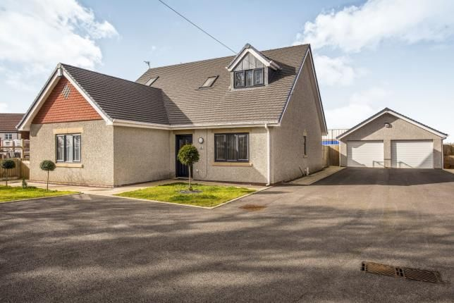 Thumbnail Detached house for sale in Orchard Mews, Farington Moss, Leyland