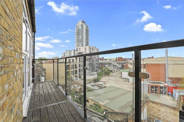 Balcony of Benyamin House, 19 Greenwich High Road, London SE10