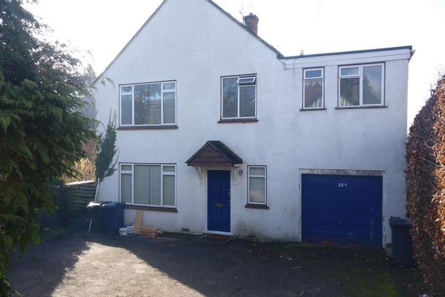 Thumbnail Detached house to rent in West Wycombe Road, High Wycombe