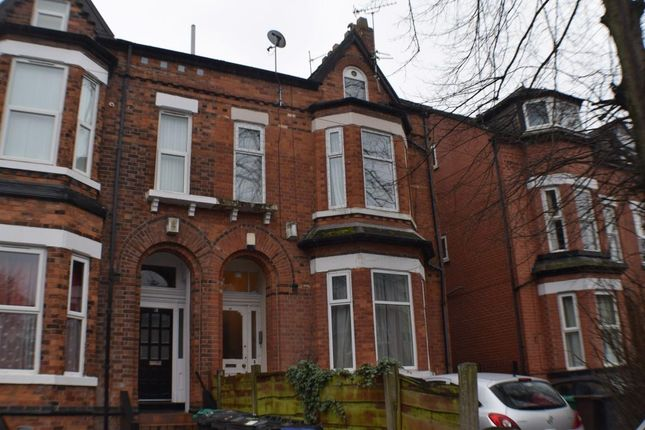 Thumbnail Property to rent in Brighton Grove, Fallowfield, Manchester