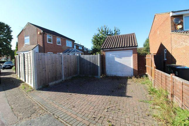 Thumbnail Detached house to rent in Bronte Crescent, Hemel Hempstead