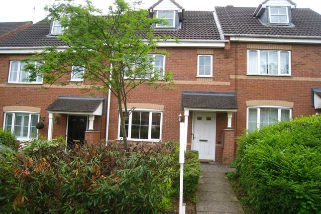 Thumbnail Terraced house for sale in Peckstone Close, Cheylesmore, Coventry