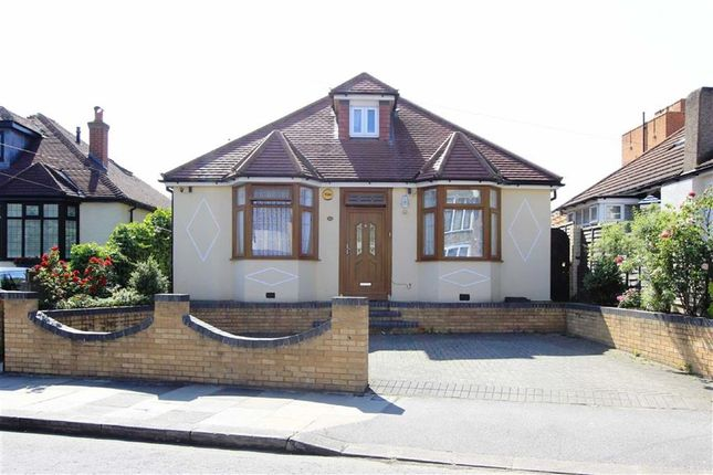 Thumbnail Detached bungalow for sale in Water Lane, Seven Kings, Essex