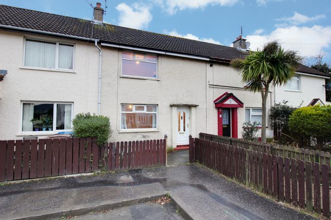 Thumbnail Terraced house for sale in Culmore Avenue, Newtownards