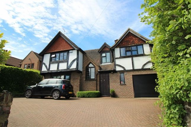 Thumbnail Detached house to rent in Bullfinch Lane, Riverhead, Sevenoaks