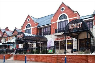Thumbnail Restaurant/cafe for sale in Contemporary Leisure Venue, 21-23 Wood Street, St Annes On Sea