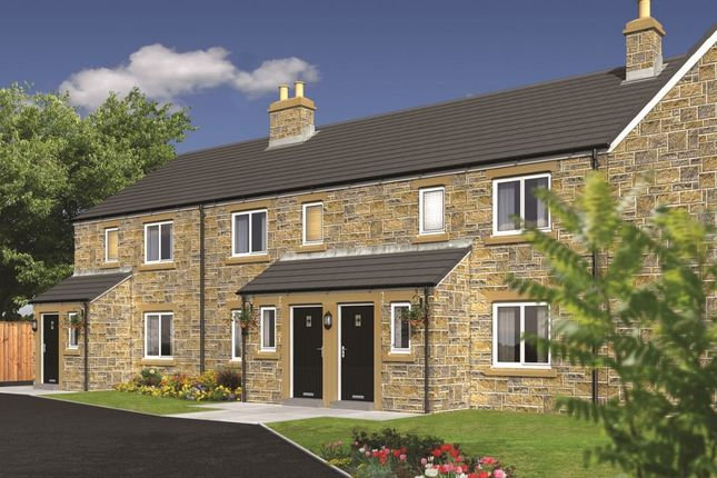 Thumbnail Terraced house for sale in Forge Manor Forge Lane, Chinley, High Peak