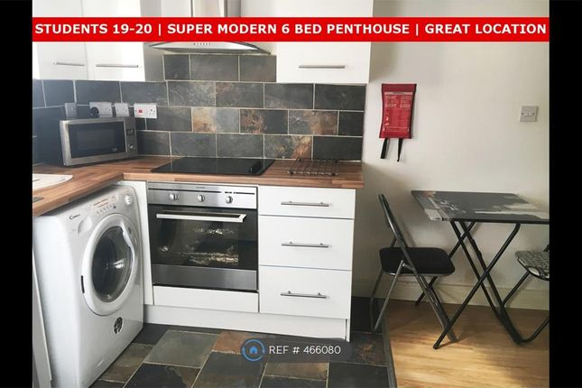 Thumbnail Flat to rent in New Walk, Leicester