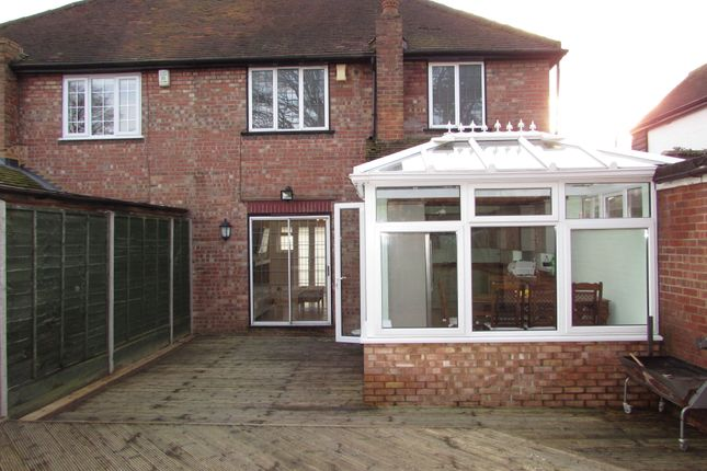 Thumbnail Semi-detached house to rent in Lower Cippenham Lane, Slough