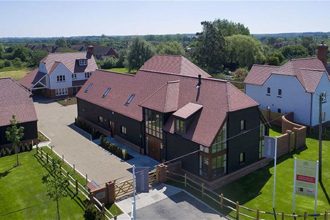 Thumbnail Link-detached house for sale in The Drove, Chestfield, Kent