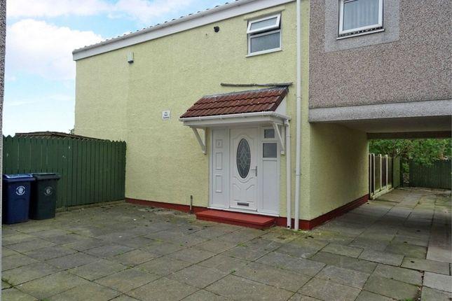 Thumbnail Semi-detached house for sale in Fairhaven, Skelmersdale, Lancashire