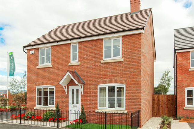 """Thumbnail Detached house for sale in """"The Chedworth"""" at Lionheart Avenue, Bishops Tachbrook, Leamington Spa"""