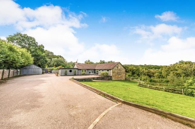 Thumbnail Bungalow for sale in Swife Lane, Broad Oak, Heathfield, East Sussex