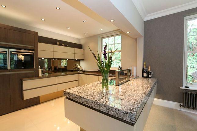 Thumbnail Flat for sale in Fisher House, Hillside Park, Sunningdale, Berkshire