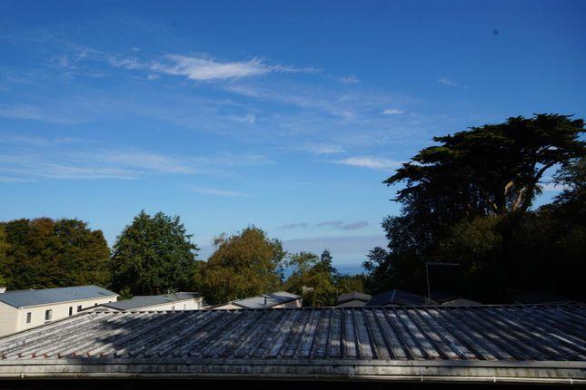 Coastal View of Bideford Bay Holiday Park, Bucks Cross, Bideford EX39