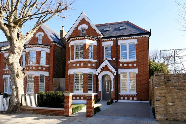Thumbnail Detached house for sale in Patten Road, Wandsworth, London