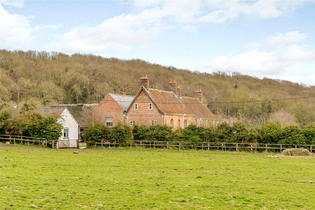 Thumbnail Detached house for sale in Upper Lambourn, Hungerford, Berkshire