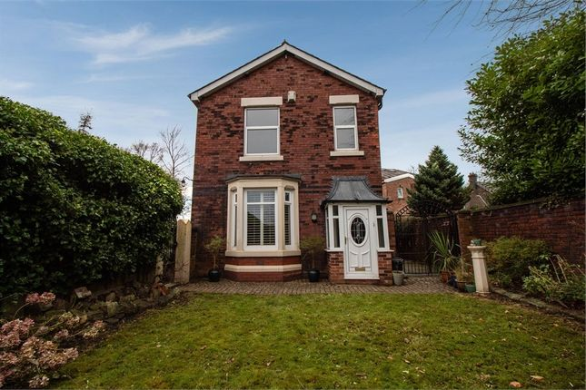 Thumbnail Detached house for sale in Manchester Road, Heywood, Lancashire