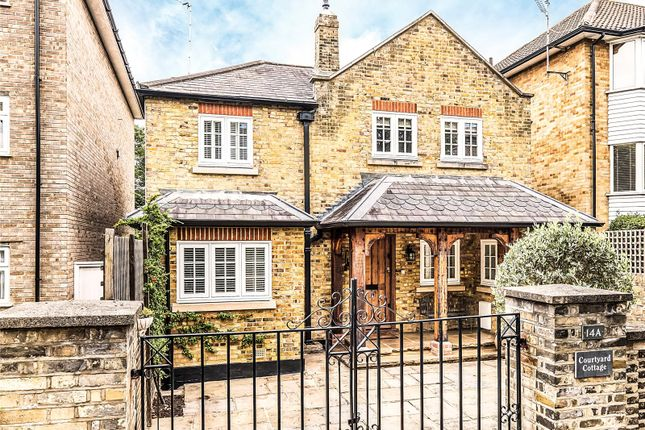 Thumbnail Detached house for sale in Catherine Road, Surbiton