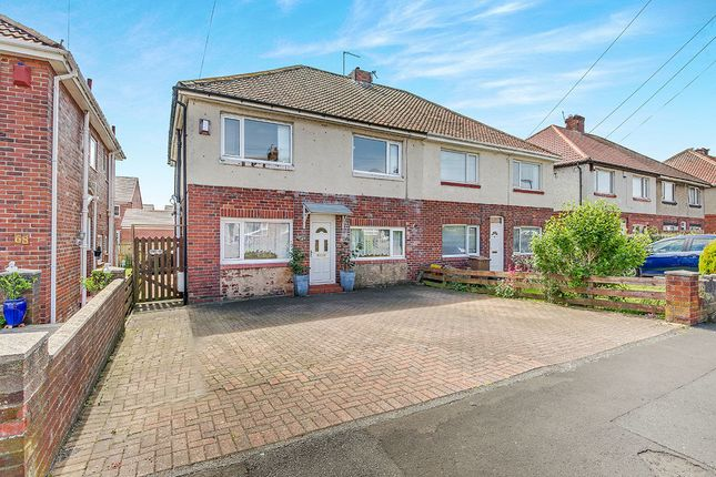 Thumbnail Semi-detached house for sale in Sydney Grove, Wallsend