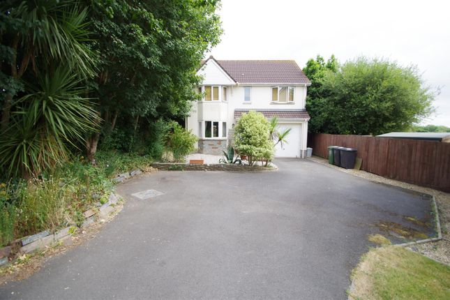 Thumbnail Detached house for sale in Velator Close, Braunton
