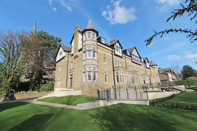 Thumbnail Flat for sale in Apartment 3, The Balmoral, Kings Road, Harrogate