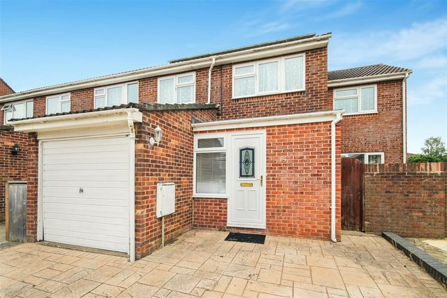 Thumbnail Semi-detached house to rent in Moreton Road, Bournemouth