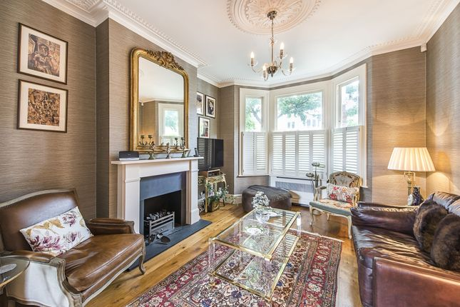 Thumbnail Terraced house to rent in Clancarty Road, London