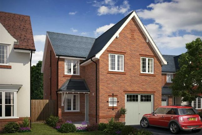 Thumbnail Detached house for sale in St John's Gardens, Tyldelsey, Manchester