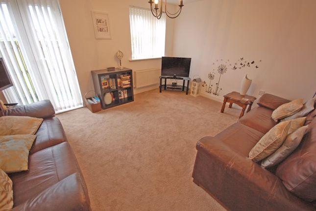 Lounge of Hawks Edge, West Moor, Newcastle Upon Tyne NE12
