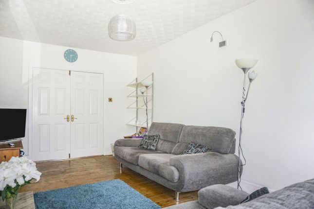Living Room of St. Marys Road, Moston, Manchester M40