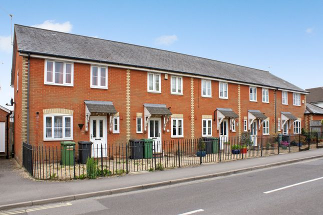 Thumbnail End terrace house to rent in Victoria Road, Alton