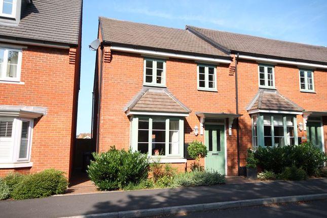 Thumbnail Terraced house for sale in Cornucopia Grove, Barlaston, Stoke-On-Trent