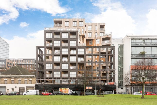 Thumbnail Flat for sale in Cube Building, 17-21 Wenlock Road, London