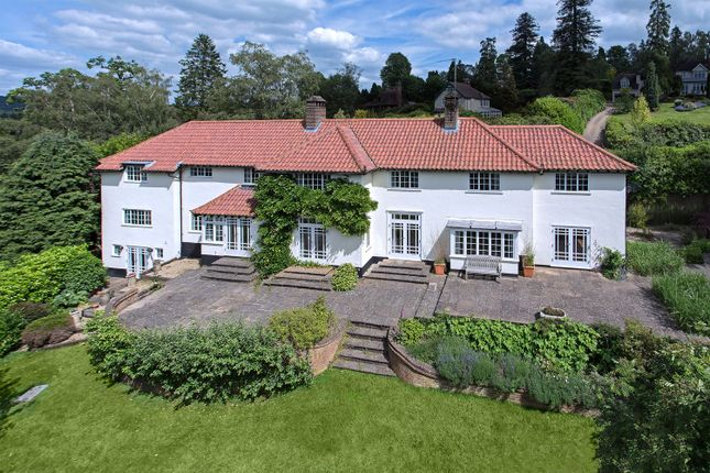 Thumbnail Detached house for sale in Deepdene Wood, Dorking, Surrey