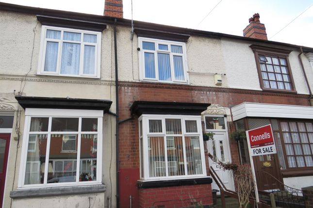 Thumbnail Terraced house for sale in Grange Road, Smethwick