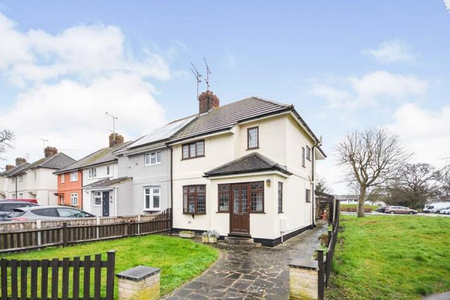 Thumbnail Semi-detached house for sale in Basildon, Essex, United Kingdom